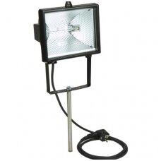 500 W halogeninė lempa (230 V, 50/60 Hz)