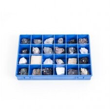 Akmenų kolekcija (24 vnt.)