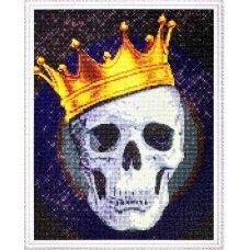 Deimantinės mozaikos rinkinys Madinga kaukolė