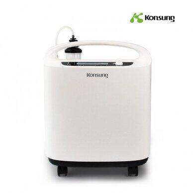 Deguonies koncentratorius Konsung KSN-5 su nuotolinio valdymo pulteliu