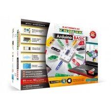Elektronikos komponentų rinkinys Arduino (70 eksperimentų)