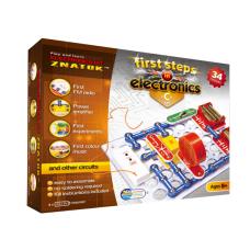 Elektronikos komponentų rinkinys C (34 eksperimentai)