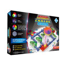 Elektronikos komponentų rinkinys RGB (15 eksperimentų)