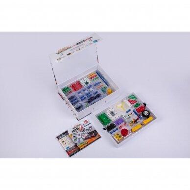 Elektronikos komponentų rinkinys Arduino (70 eksperimentų) 2