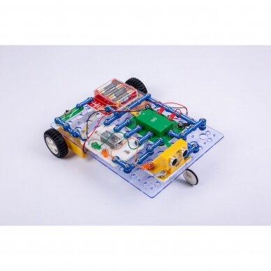 Elektronikos komponentų rinkinys Arduino (70 eksperimentų) 4