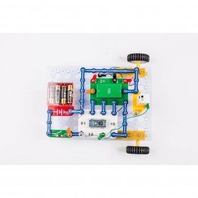 Elektronikos komponentų rinkinys Arduino (70 eksperimentų) 5