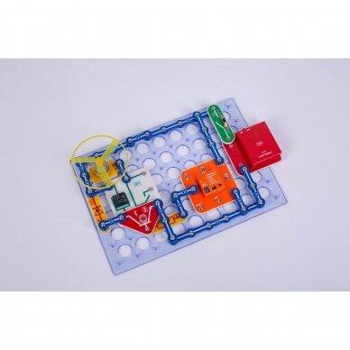 Elektronikos komponentų rinkinys Super rinkinys (5 projektai) 3