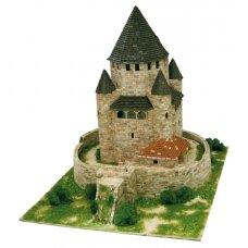 Mažų plytelių modeliavimo konstruktorius Cezario bokštas (Prancūzija)