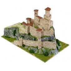 Mažų plytelių modeliavimo konstruktorius Guitos bokštas (San Marinas)