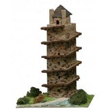 Mažų plytelių modeliavimo konstruktorius Heraklio bokštas (Ispanija)