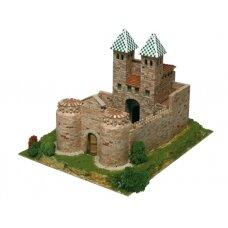Mažų plytelių modeliavimo konstruktorius Naujieji Bisagra vartai (Ispanija)