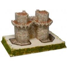 Mažų plytelių modeliavimo konstruktorius Serranos vartai (Ispanija)