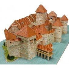 Mažų plytelių modeliavimo konstruktorius Šiljono pilis (Šveicarija)