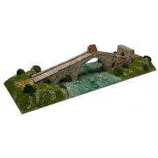 Mažų plytelių modeliavimo konstruktorius Velnio tiltas (Ispanija)