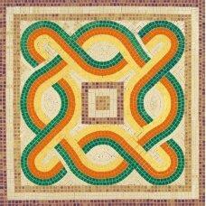 Mažų plytelių mozaika Geometrinė figūra 3