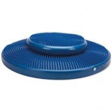 Pripučiamas balansinis diskas Cando®, mėlynas, 60 cmskersmuo