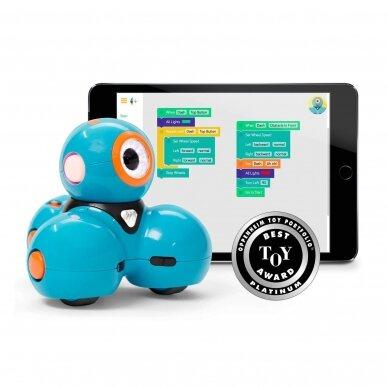 Programavimo robotas Wonder Workshop Dash DA01 2
