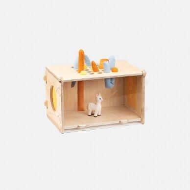 Edu2 Sensorinė spėliojimo dėžutė MIRABU 4