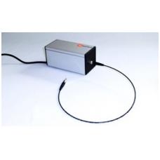 Spektrometras su šviesolaidiniu laidu su SMA kištukais (SMA male) ir kolimatoriumi