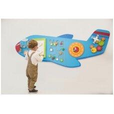 Žaidimų siena Lėktuvas